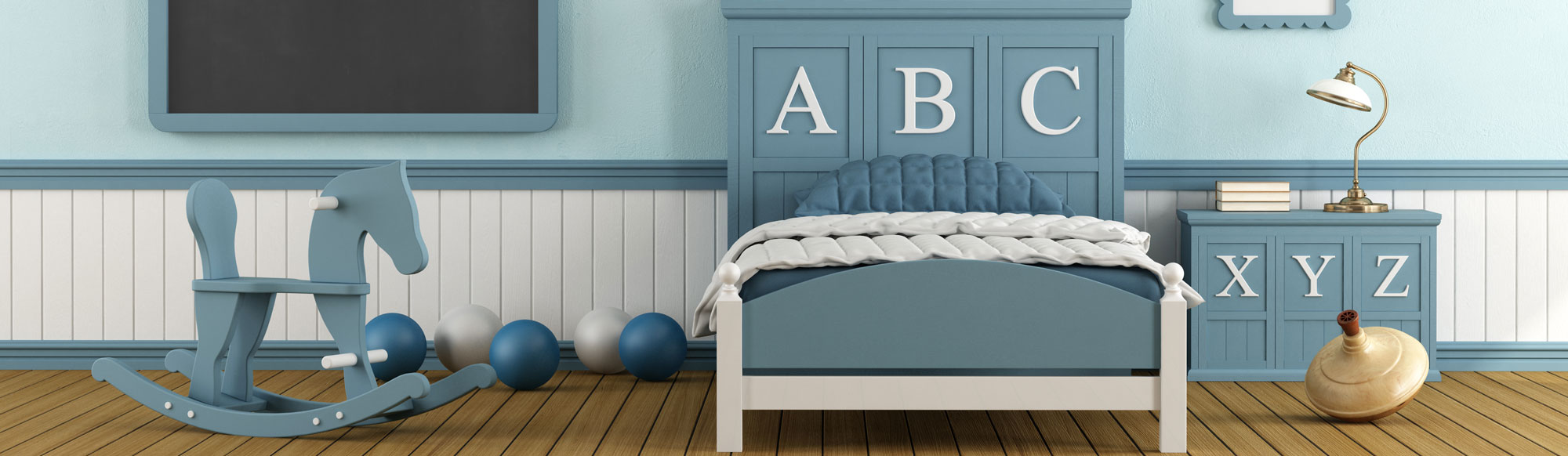 Kids Bedroom Set